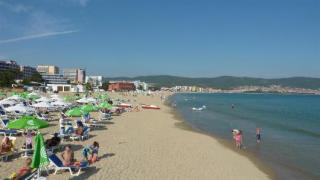 1 к кв-ра на Сонячному березі Болгарії, море-500 м
