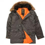 American jackets Alaska with free delivery in Ukraine
