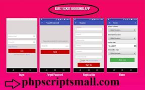 Андроїд Автобус Додаток Бронювання Квитків - Автобус Додаток Android Бронювання