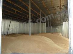 Ангари для зберігання зерна (зерносховища), ангари для тварин