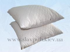 Антиалергенна подушка з холлофайбер