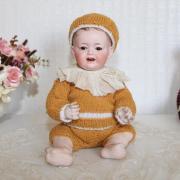 Антикварні німецька колекційна лялька Kley & Hahn 525