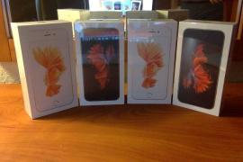 Apple, iPhone 64GB 6S Rose