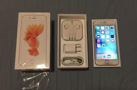Apple iphone 6s рожеве золото остання модель - 128 гб