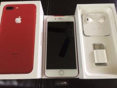 Apple iPhone 7 Plus 256Gb (червоний)