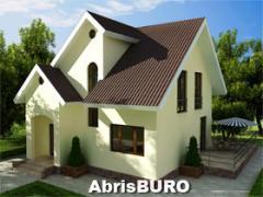 Архітектурні проекти заміських будинків і котеджів ABRISBURO