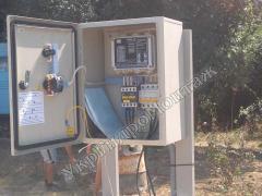 Автоматична система управління насосами Каскад