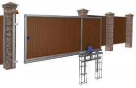 Автоматичні ворота і воротні системи