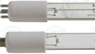 Бактерицидні лампи УФ-випромінювання