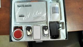 Бездротова GSM сигналізація BSE-950(10A) комплект для будинку