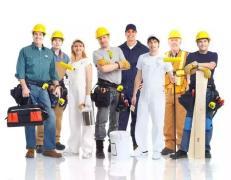 Будівельники всіх професій для роботи в Києві