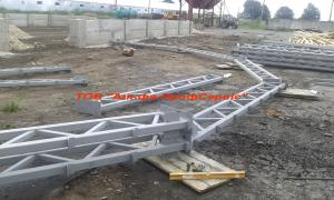Будівництво Ангара під Зерносховище, накриття під техніку, склад