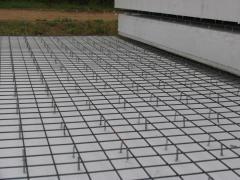 Будівництво будинків з 3 D панелей