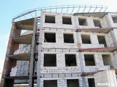 Будівництво будинків з газобетону