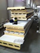 будівництво з сендвіч панелей
