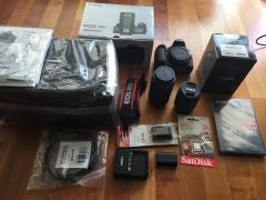 Canon ЕОС поліефір 70d 20.2 MP Цифрова дзеркальна камера - чорний (набір W/ об'єктив EF-S 18