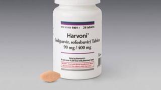 Цілодобова продаж Харвони / Harvoni