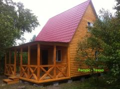 Country houses to order