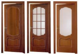 Дерев'яні двері з коробкою, вікна, меблі від виробника