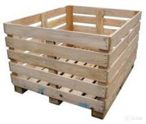 Дерев'яні контейнери і піддони