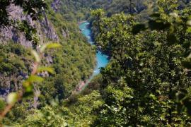 Ділянка мальовничий в Чорногорії