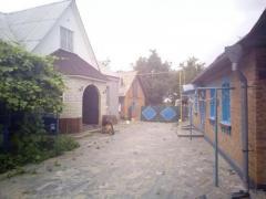 Дом, хоз.постройки, сад (домовладение) в с.Мизяковские Хутора, Вин р-н