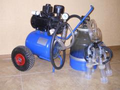 Доїльний апарат Гамак-Ротор 1500 до 16 корів