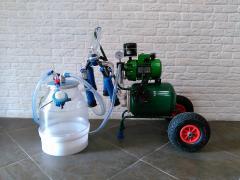 Доїльний апарат Гамак-Ротор 3000 до 8 корів