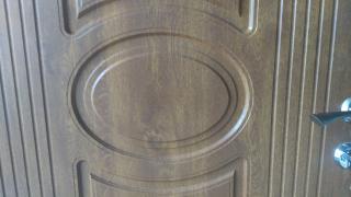 Двері вхідні МДФ накладка серії Евродорс