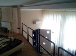 Дворівнева квартира на Пушкіна