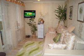 Дворівнева квартира в новому будинку 72 кв. м)
