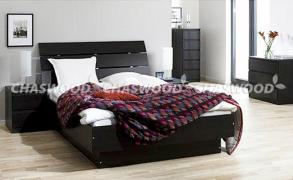 Двоспальне ліжко Латте