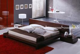 Двоспальне ліжко Тиша