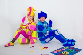 Дитяче свято. Організація свят в Дніпропетровську