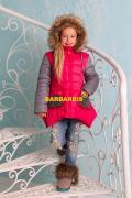 Дитячі куртки оптом від ТМ Barbarris