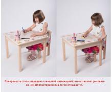 Дитячі столики трансформер Креатив