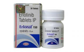 Erlotinib 150 (аналог Тарцева) для лікування раку підшлункової