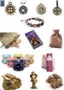 Езотеричні товари. Сувеніри. Камені та мінерали
