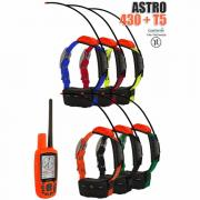 Garmin Astro 430 Handheld with 3 T5 Collars Cost $500 USD