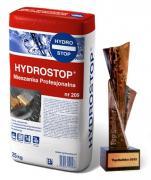 Гідроізоляція HYGROSTOP проникаючої дії