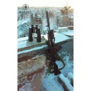 Глушник Steel для АК74 5.45 і АКМ 7.62