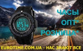 Годинники оптом і аксесуари для годинників зі складу