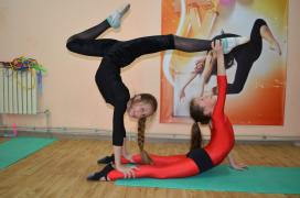 Грандіозний набір в нову школу Естетичної гімнастики у Запоро