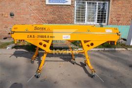 Гибочний верстат ручної Sorex ZGR 2160 L