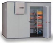 Холодильні та морозильні камери для складу та магазину