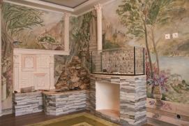 Художній розпис стін в Харкові і області