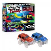 Іграшка конструктор Magic Tracks. Оригінал 220 Деталей