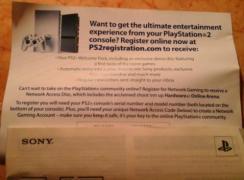 Ігрова консоль Sony PS2