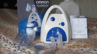 інгалятор компресорний Omron A3 за 1800 грн