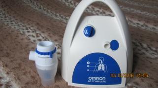 інгалятор небулайзер компресорный Omron A3 за 1800 грн